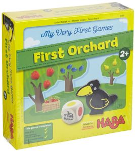 My Very First Games : First Orchard